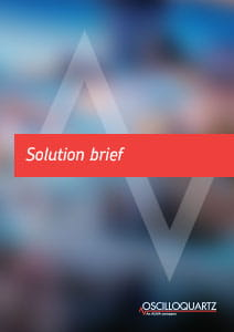 Solution brief front cover