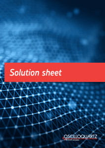 Solution sheet cover