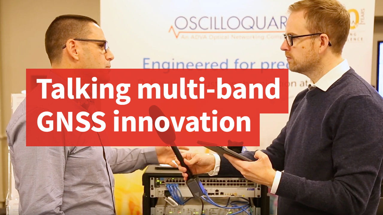 Talking multi-band GNSS innovation
