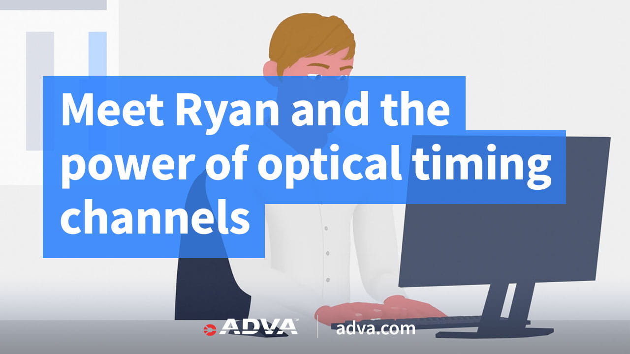 Meet Ryan and the power of optical timing channels